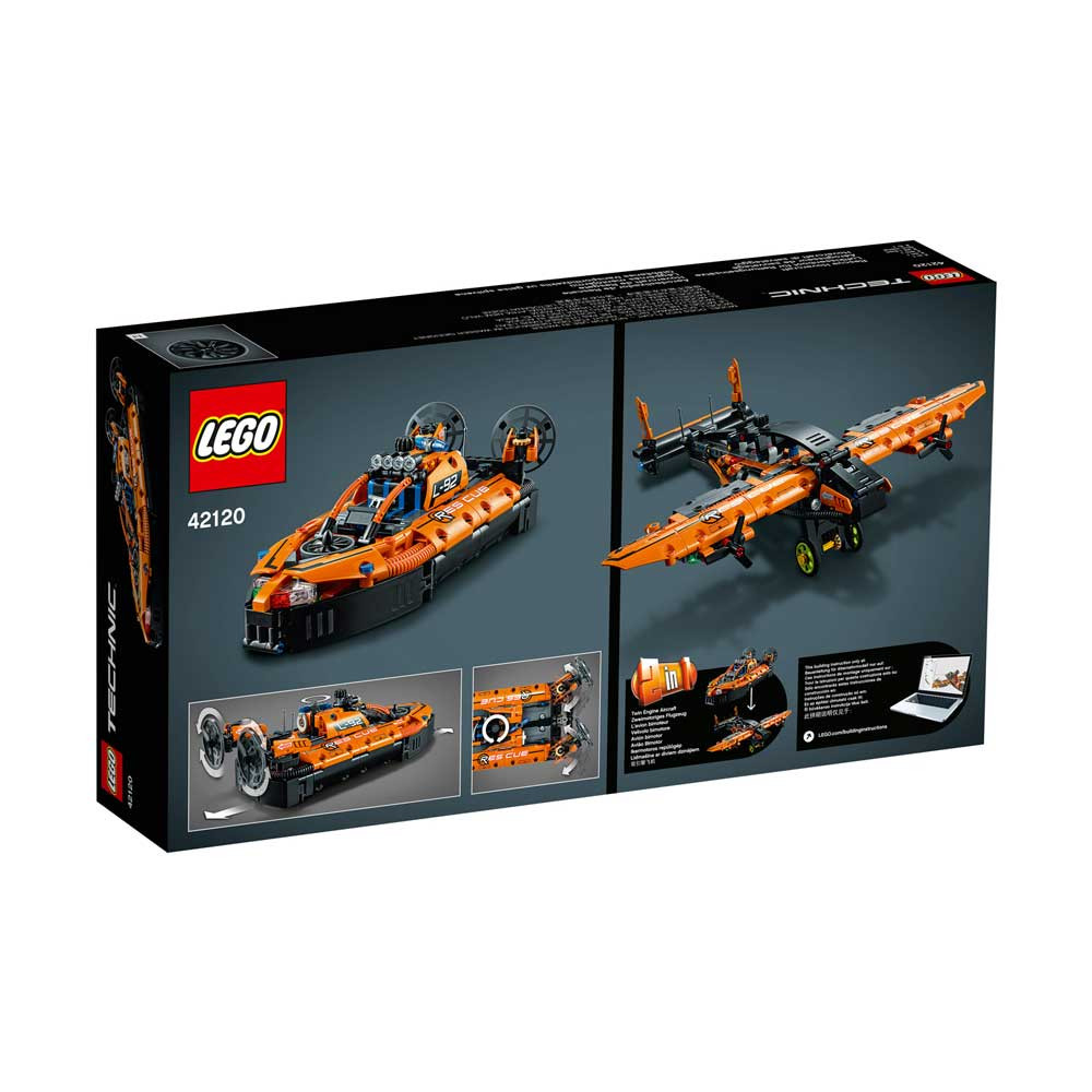 LEGO TECHNIC RESCUE HOVERCRAFT