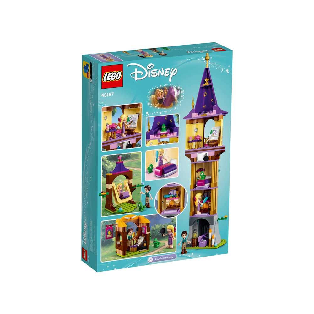 LEGO DISNEY PRINCESS RAPUNZELS TOWER