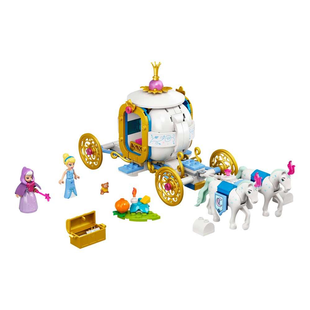 LEGO DISNEY PRINCESS CINDERELLAS ROYAL CARRIAGE