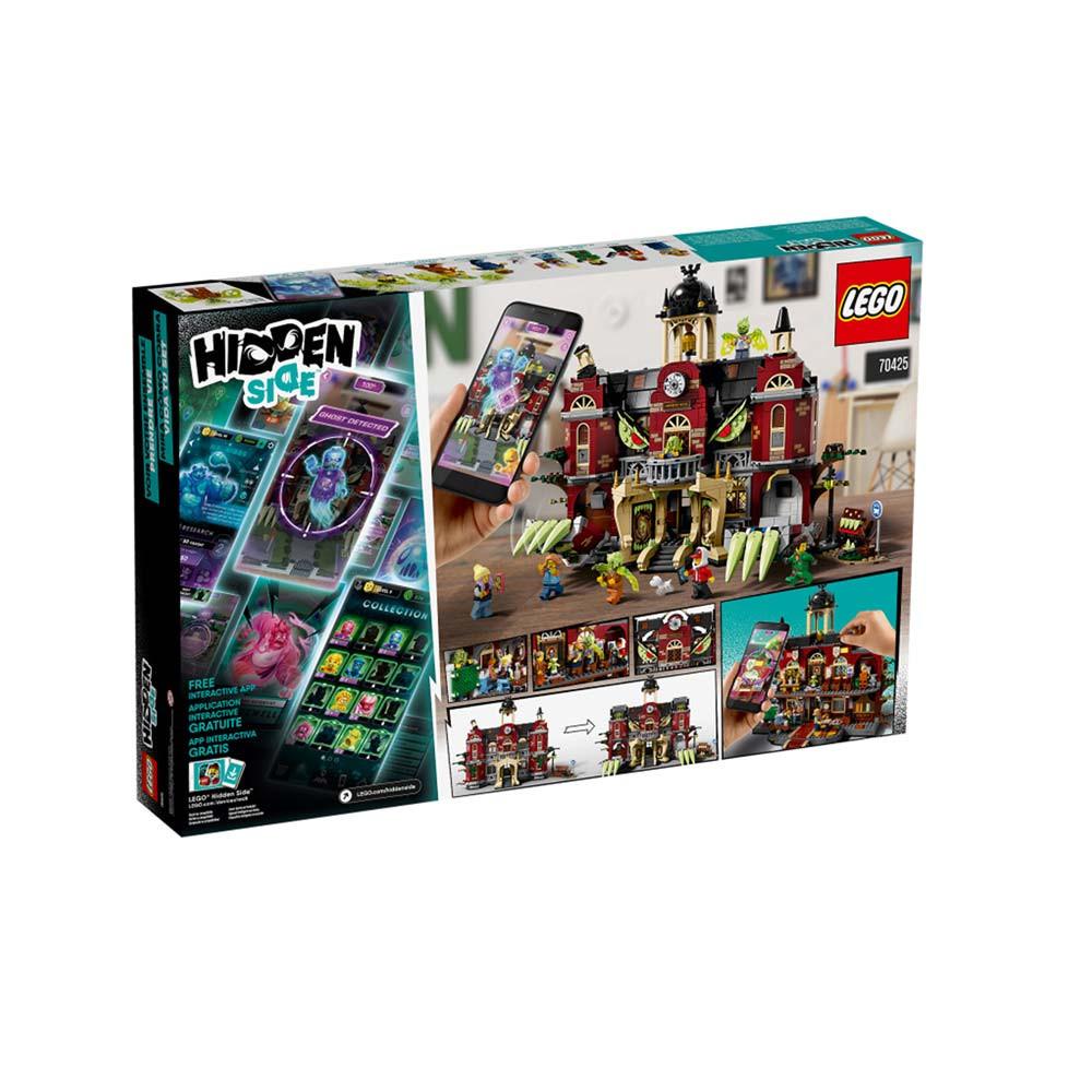 LEGO HIDDEN SIDE NEWBURY HUNTED HIGH SCHOOL