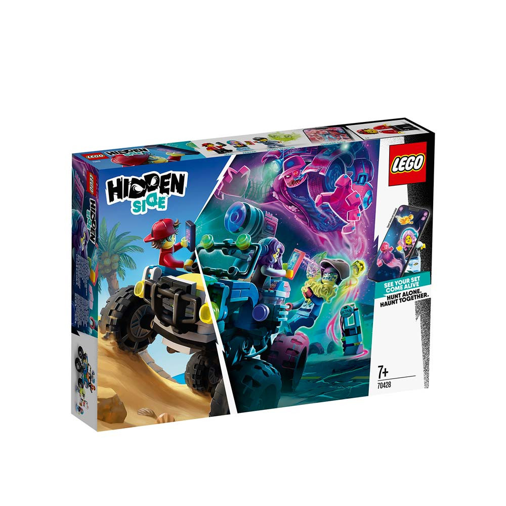LEGO HIDDEN SIDE JACKS BEACH BUGGY