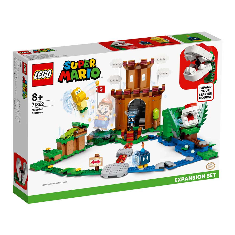 LEGO SUPER MARIO GUARDED FORTRESS EXPANSION SET