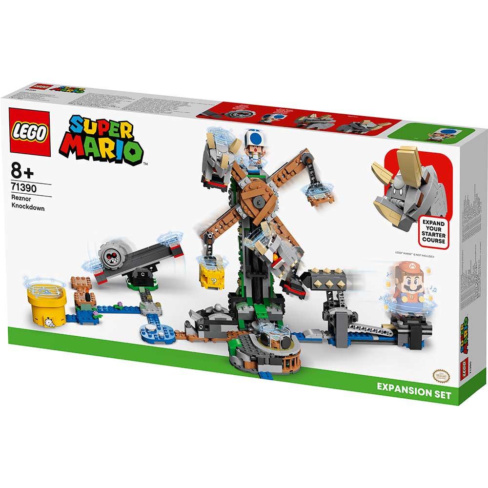 LEGO SUPER MARIO REZNOR KNOCKDOWN EXPANSION SET
