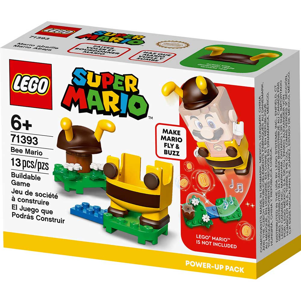 LEGO SUPER MARIO BEE MARIO POWER-UP PACK