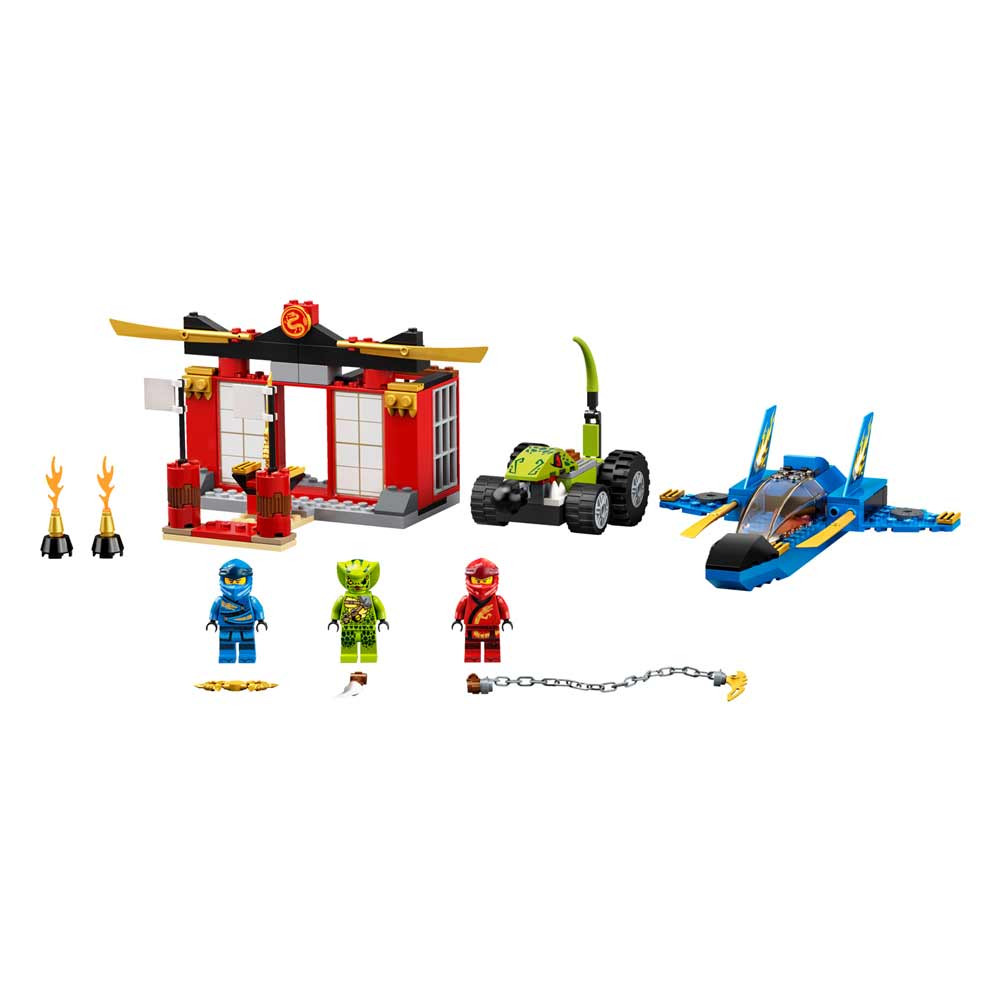 LEGO NINJAGO STORM FIGHTER BATTLE