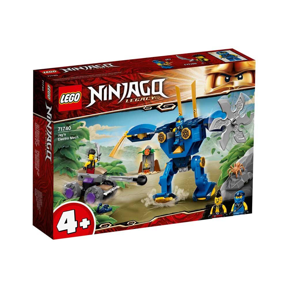 LEGO NINJAGO JAYS ELECTRO MECH