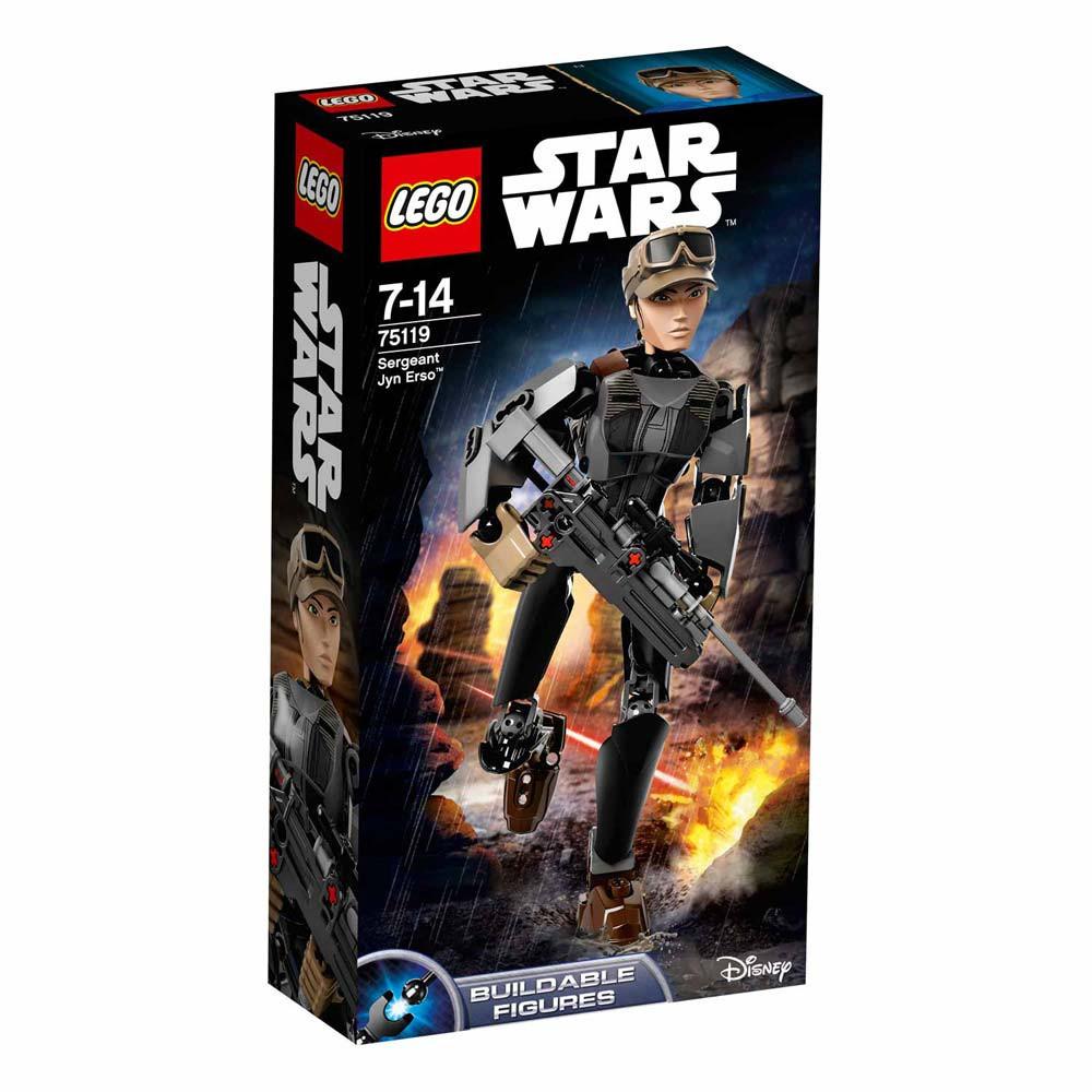 LEGO STAR WARS SERGEANT JUN ERSO
