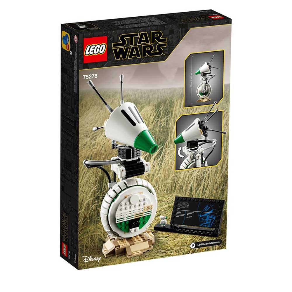 LEGO STAR WARS D-O