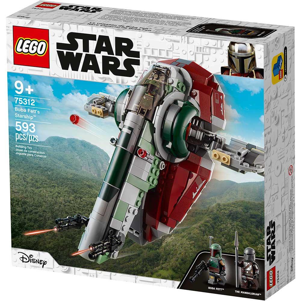 LEGO STAR WARS TM BOBA FETTS STARSHIP
