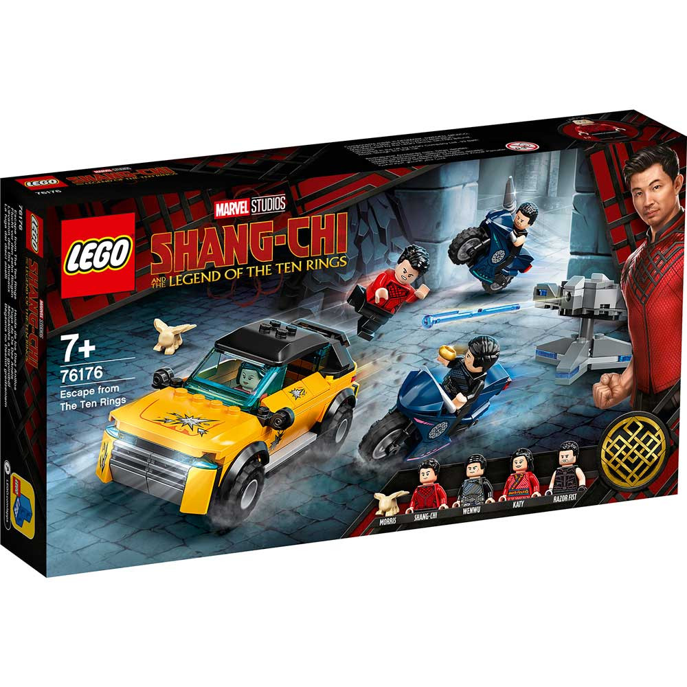 LEGO SUPER HERO IRON MAN ARMORY