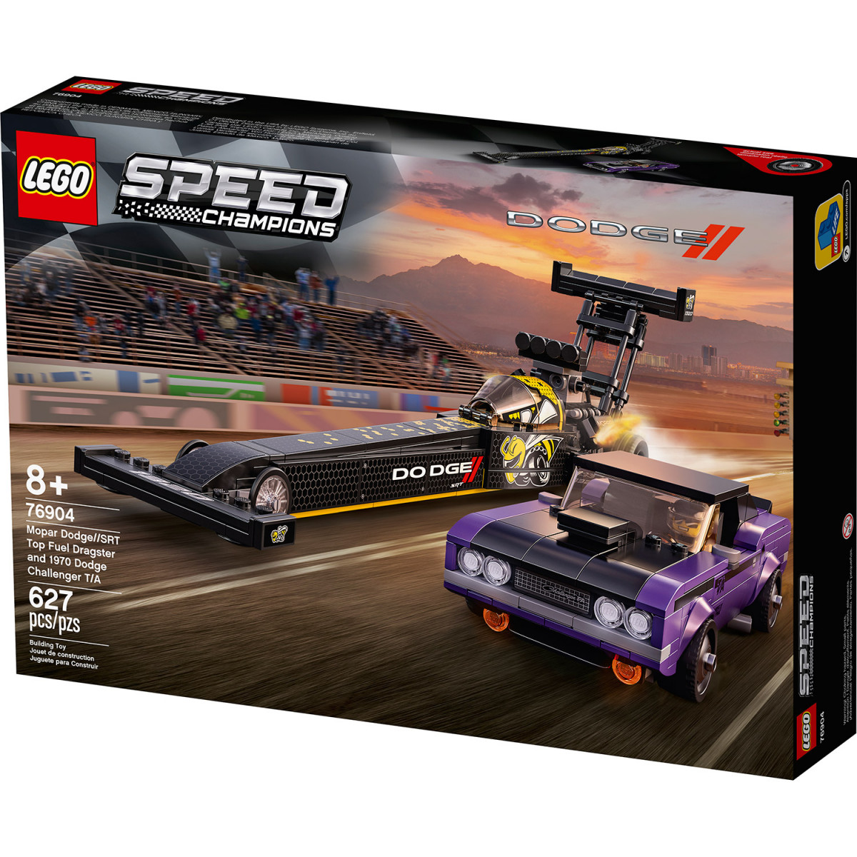 LEGO SPEED CHAMPIONS IP-CAR-5-