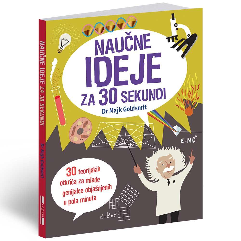 DR. MAJK GOLDSMIT - NAUCNE IDEJE ZA 30 SEKUNDI