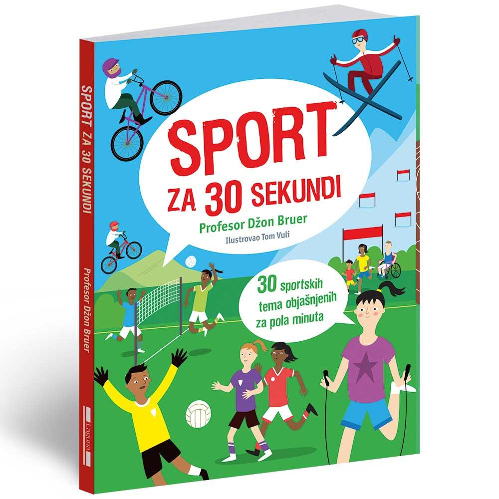 PROFESOR DZON BRUER - SPORT ZA 30 SEKUNDI