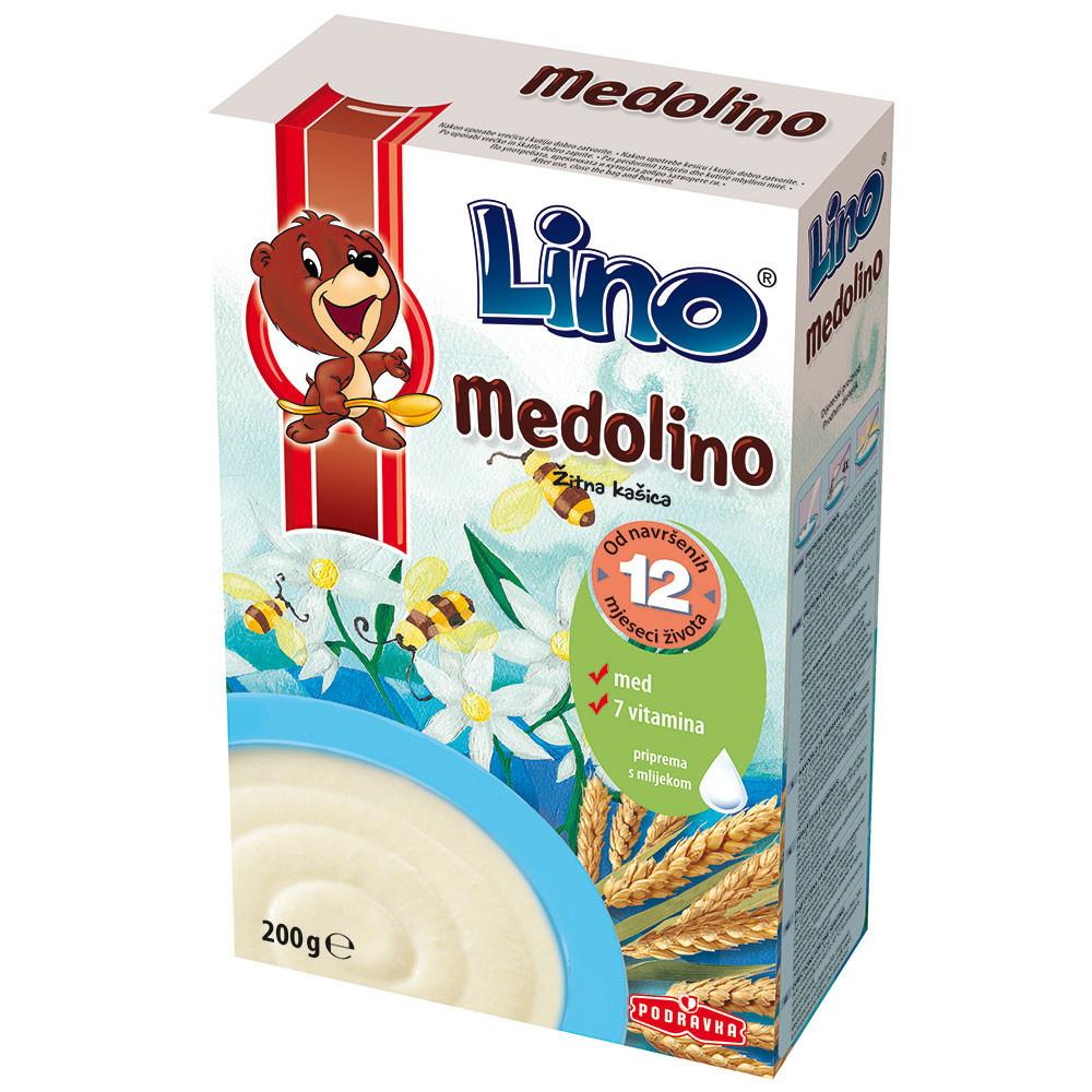 PODRAVKA LINO MEDOLINO 200 G KUT