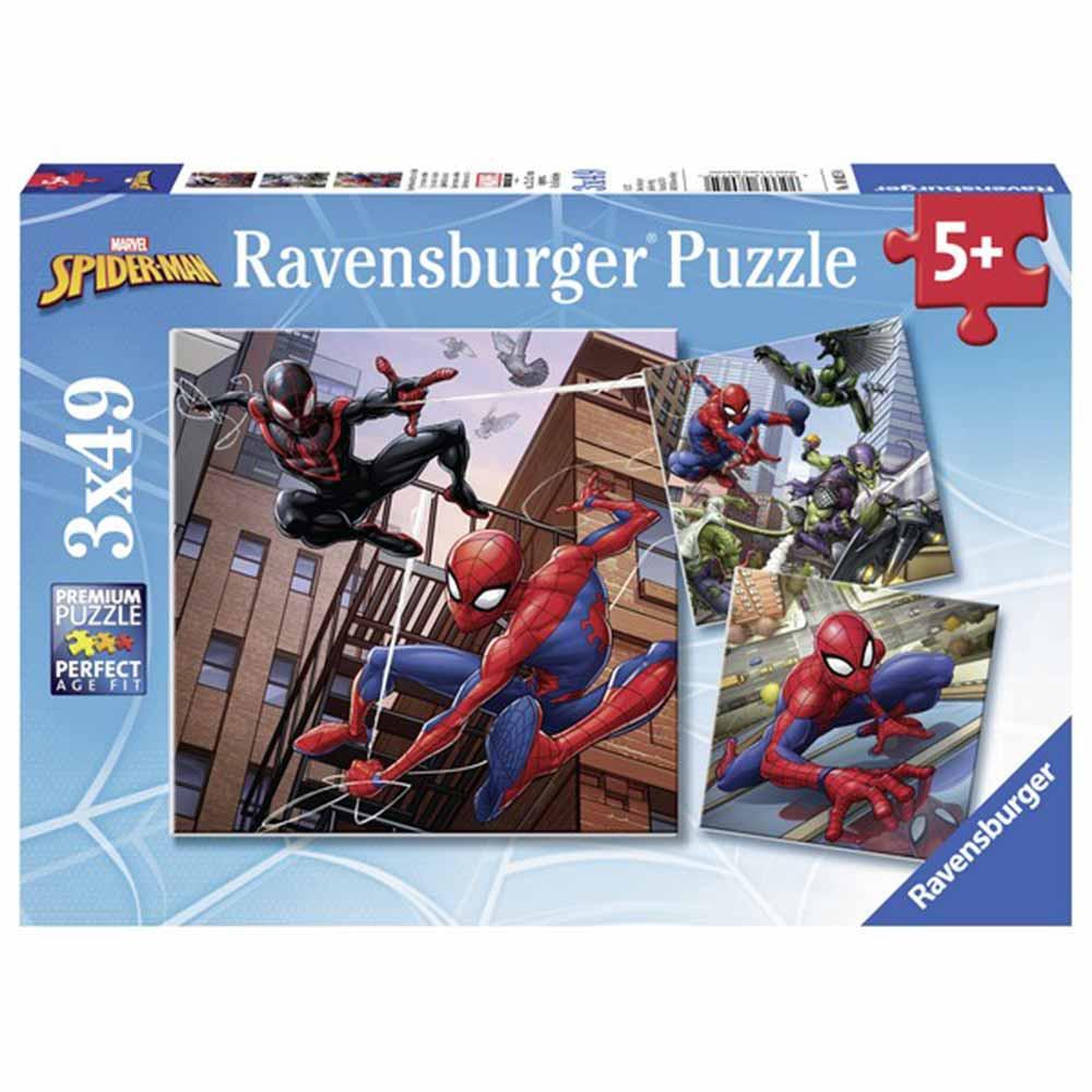 RAVENSBURGER PUZZLE SPIDERMAN