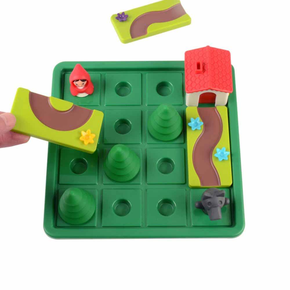 SMART GAMES CRVENKAPICA
