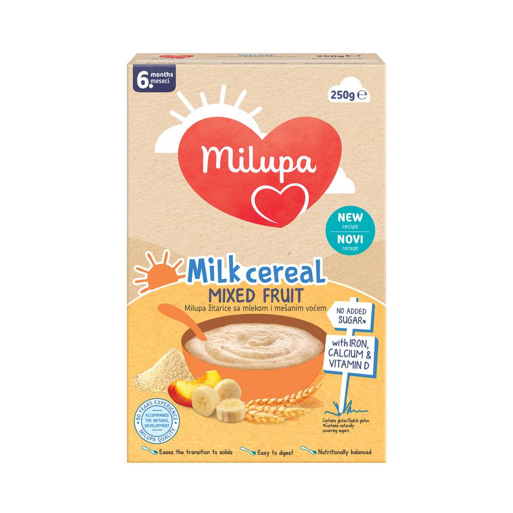 MILUPA MESANO VOCE ( MIXED FRUITS )