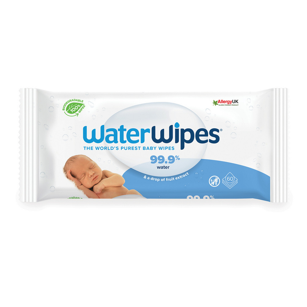 WATER WIPES MARAMICE 60/1