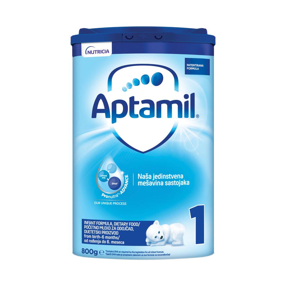 APTAMIL - 1 PRONUTRA ADVANCE 800G 0+