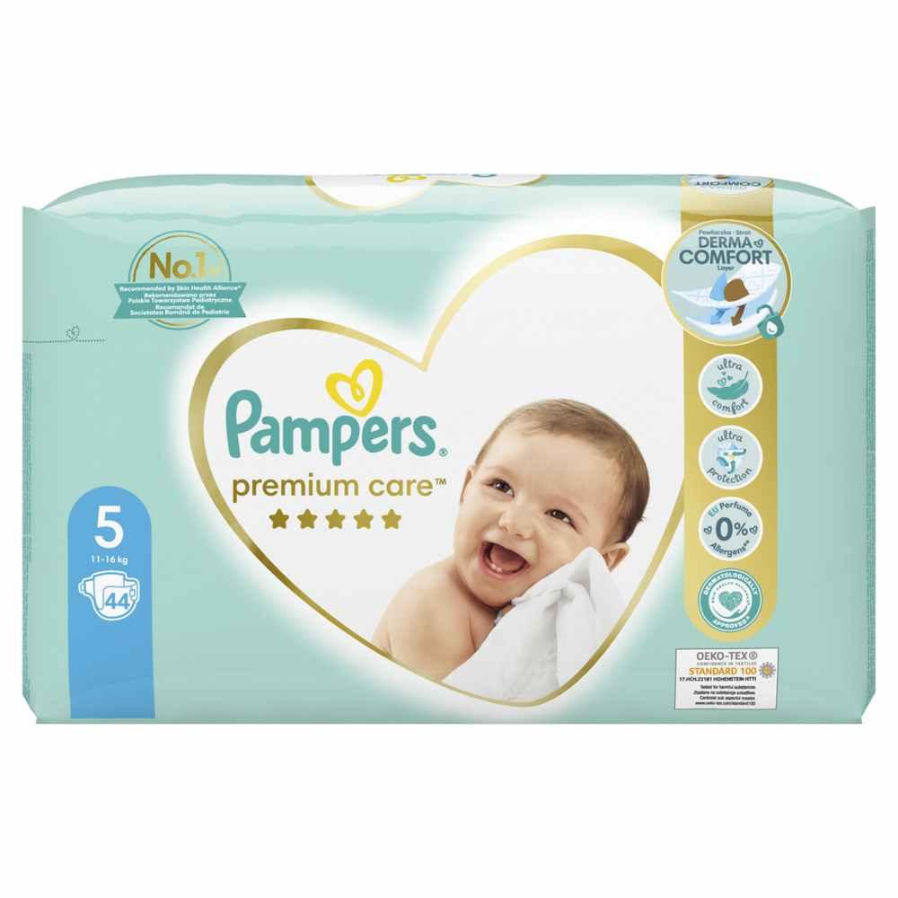 PAMPERS PREMIUM 5 VP