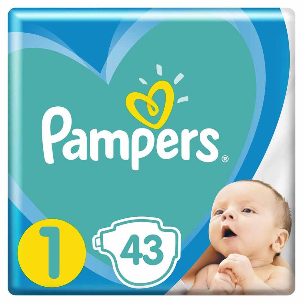 PAMPERS AB VP 1 NEWBORN  43
