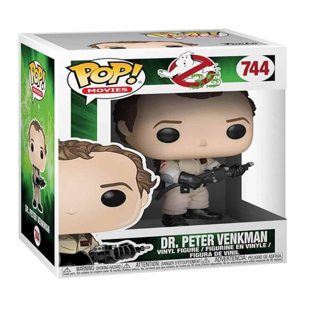 POP FIGURA GHOSTBUSTERS  VINYL DR. PETER VENKMAN