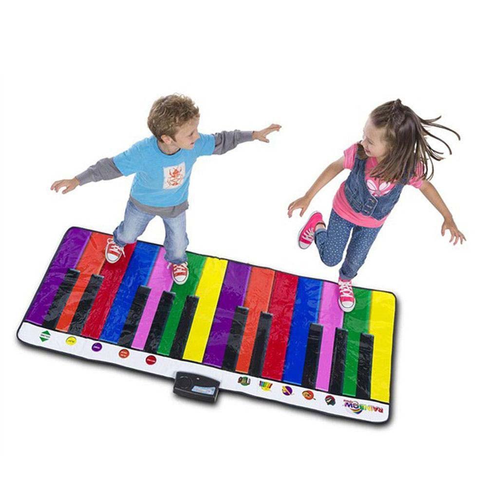 PODNI KLAVIR RAINBOW GIANT PIANO MAT