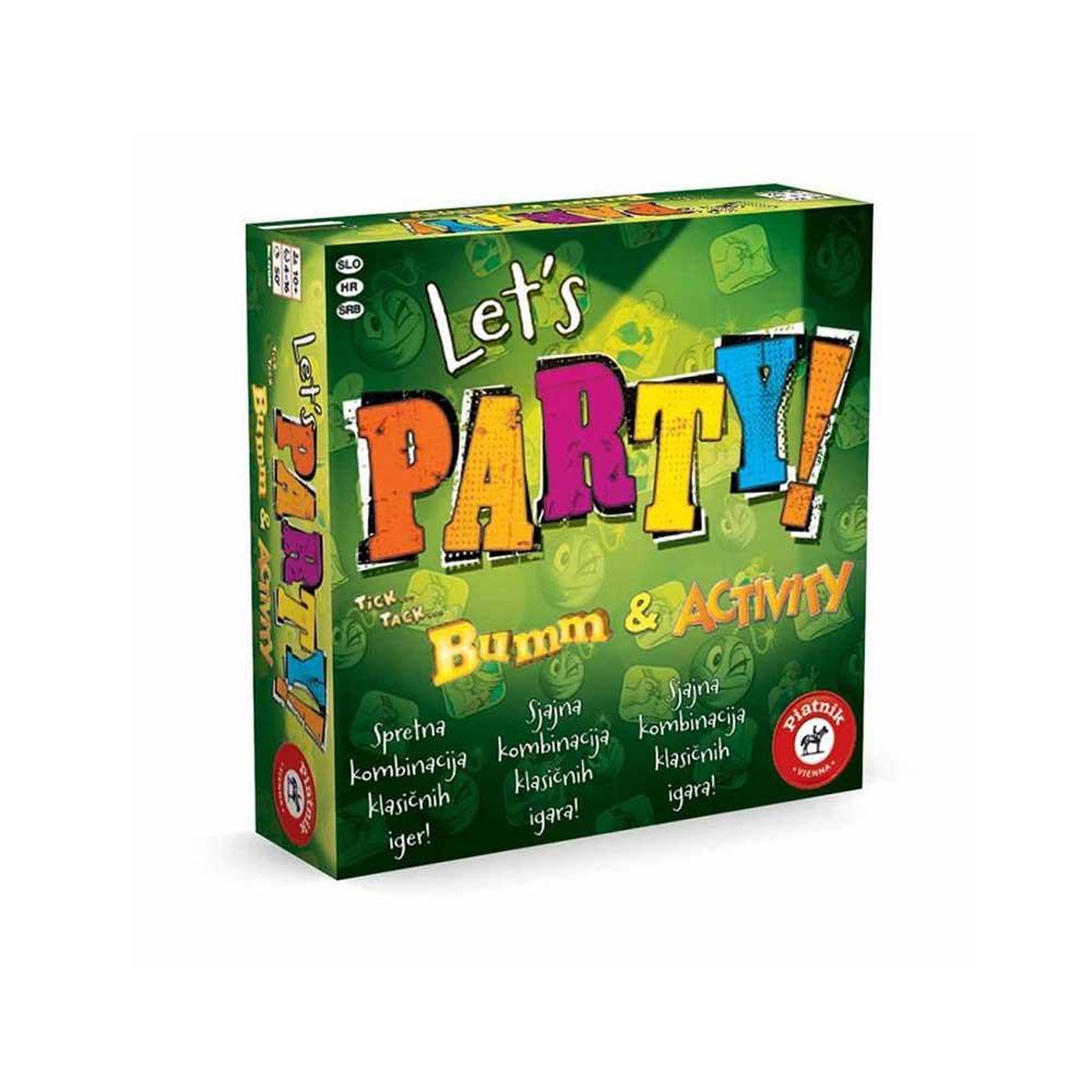 PIATNIK LETS PARTY