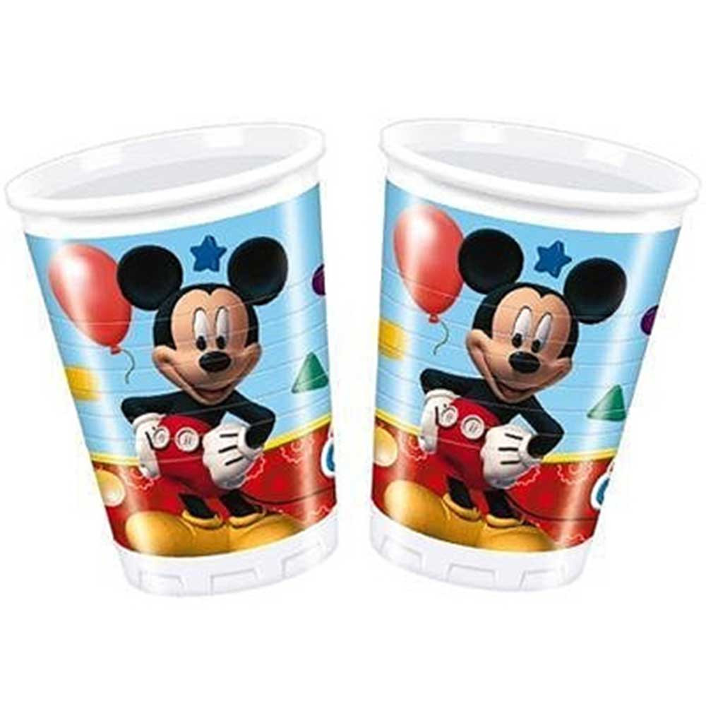 MICKEY MOUSE PARTY CASE 1/8