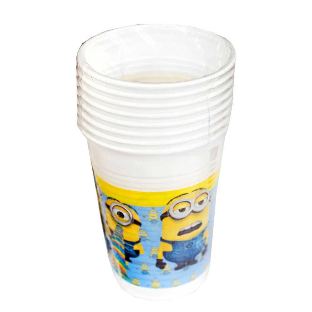 MINIONS PARTY CASE 1/8 KOM