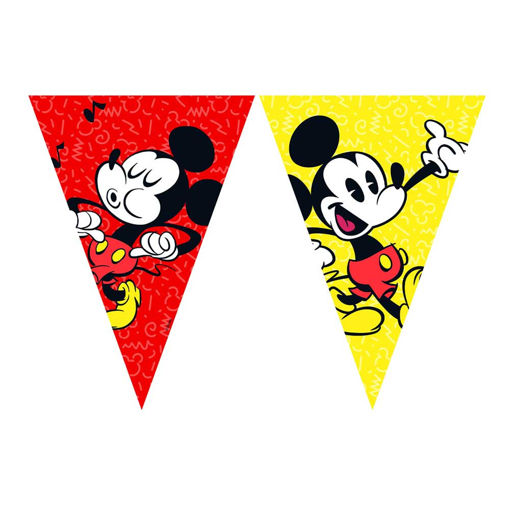 MICKEY MOUSE PARTY BANER