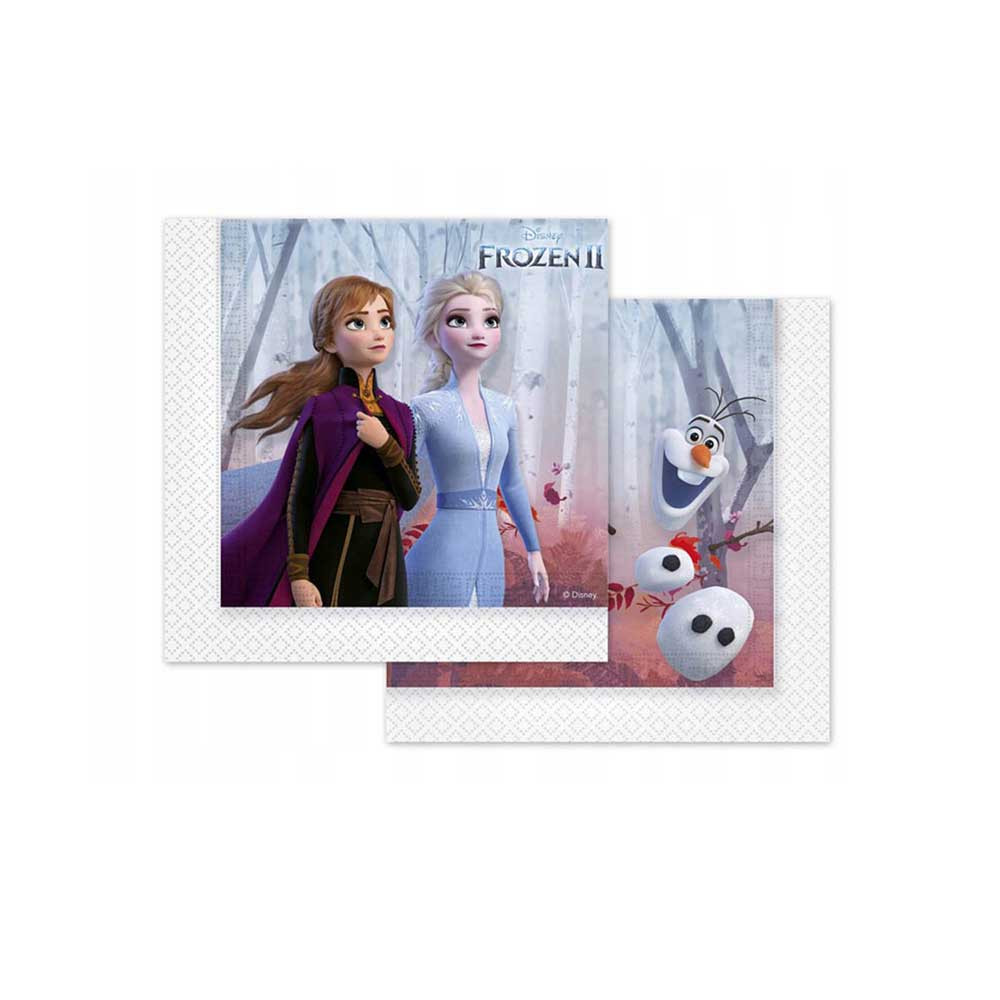 FROZEN  2 PARTY SALVETE 1/20 KOM