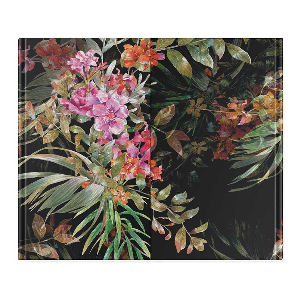 PASO VELIKI PLANER SA NALEPNICAMA BEUNIQ FLOWERS
