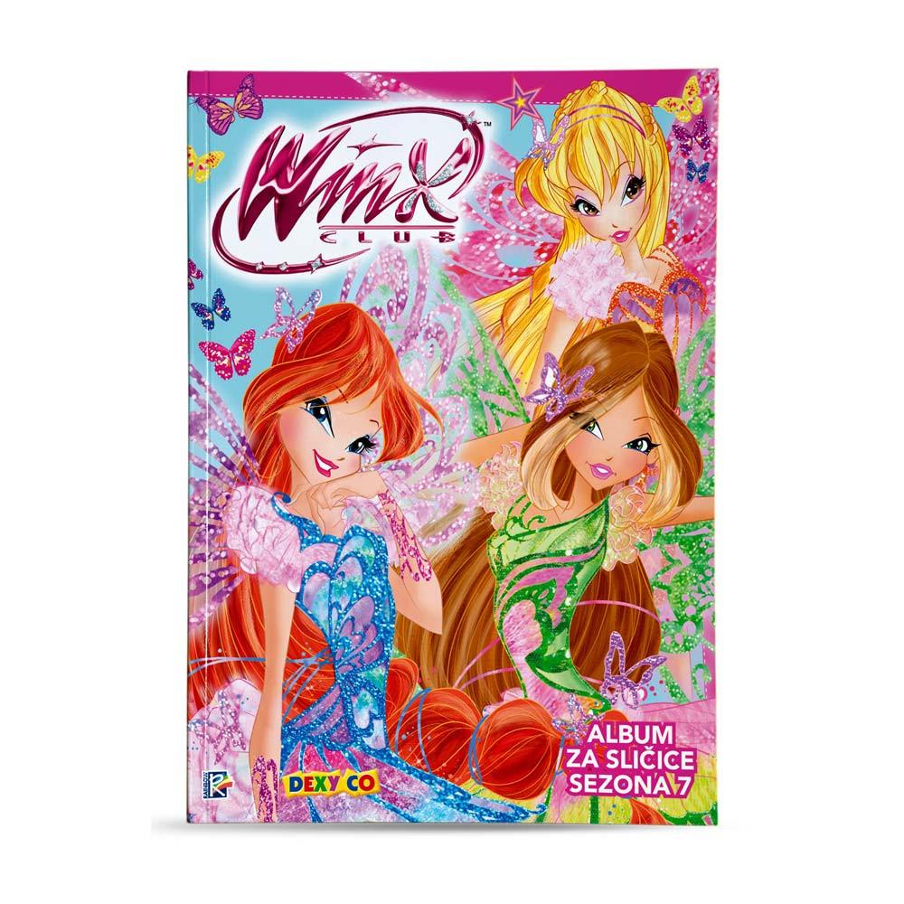 WINX ALBUM