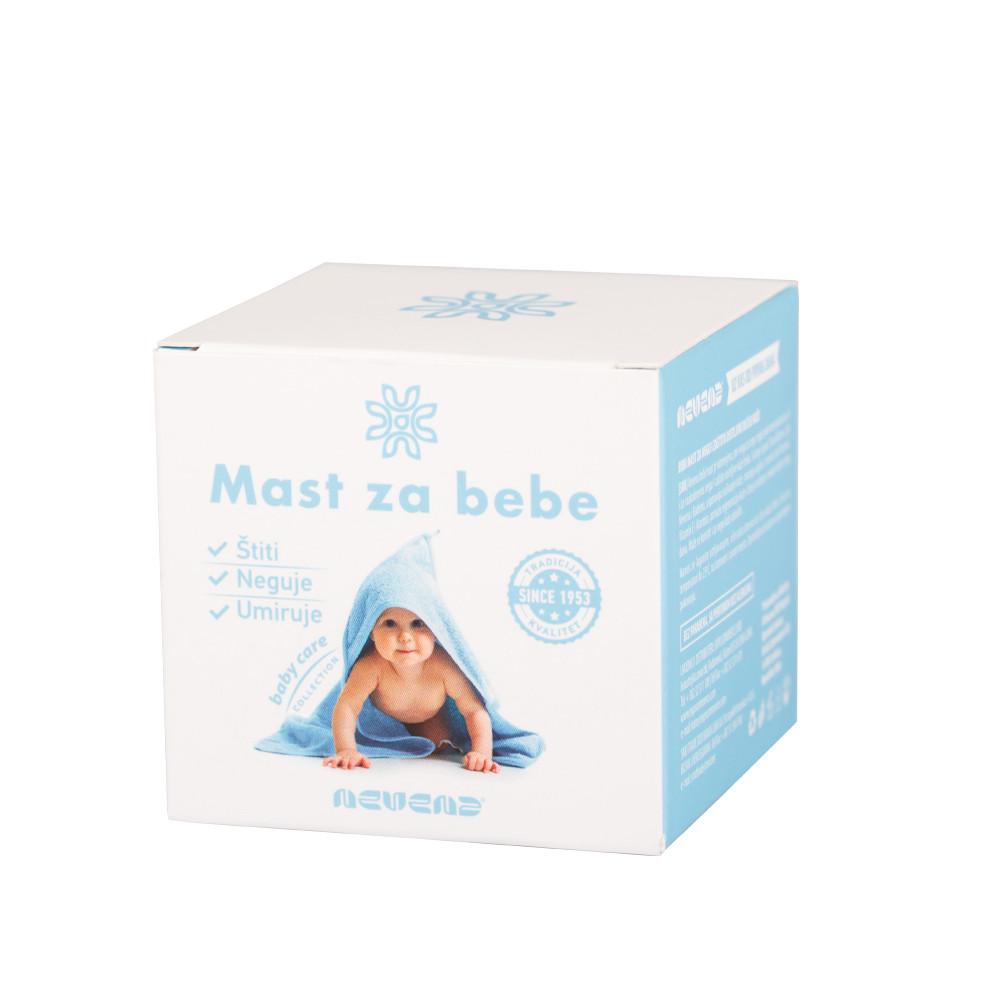 NEVENA MAST BABY 100ML - PLAVA