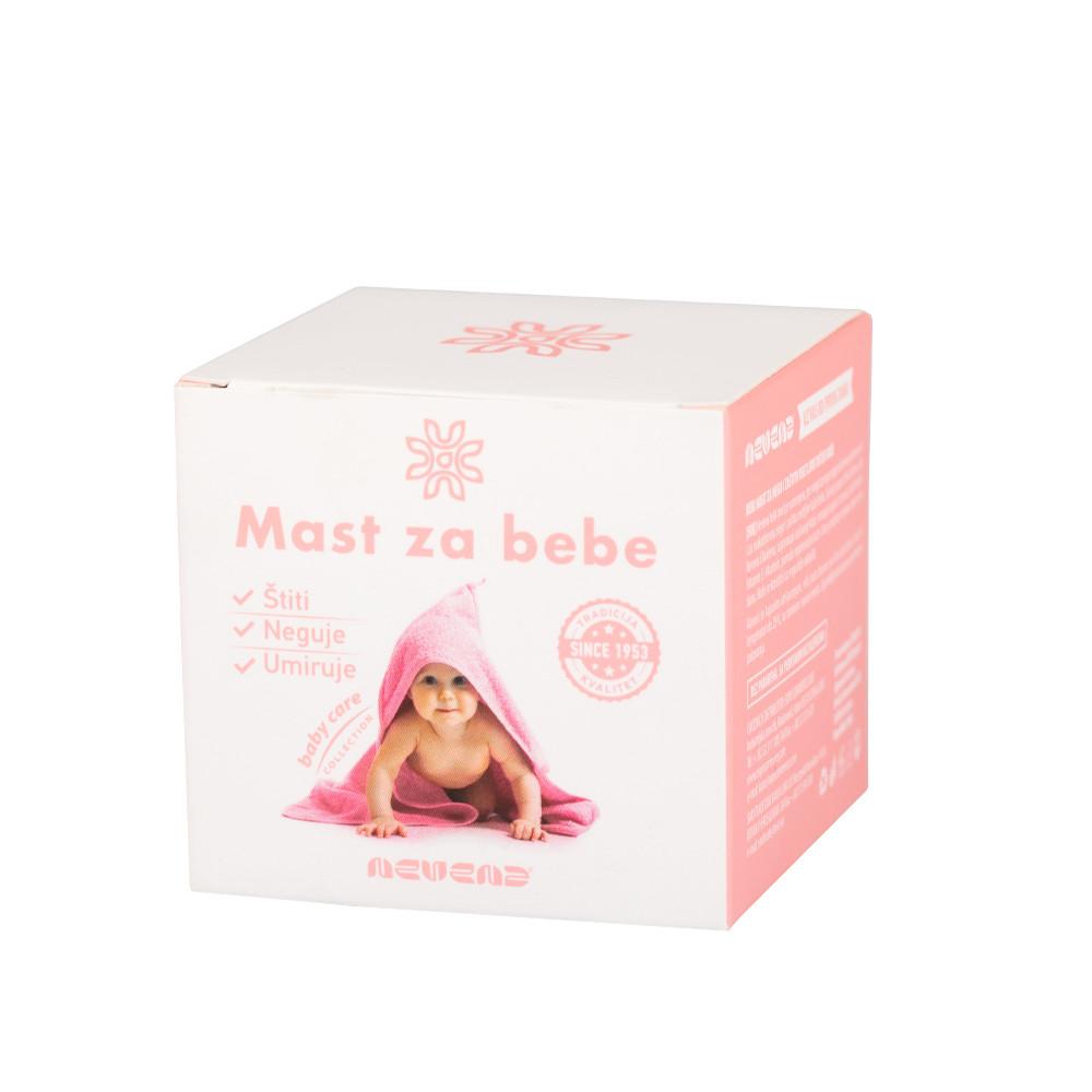 NEVENA MAST BABY 100ML - ROZE
