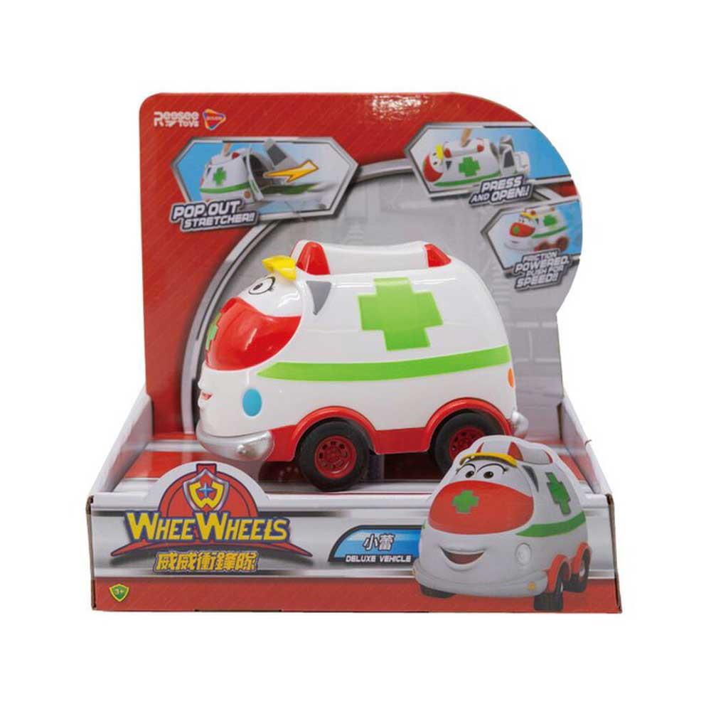 WHEE WHEELS DELUXE VEHICLE AMBY
