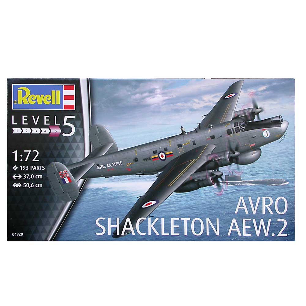 REVELL MAKETA AVRO SHACKLETON MK.2 AEW