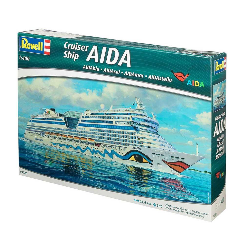 REVELL MAKETA  CRUISER SHIP AIDA
