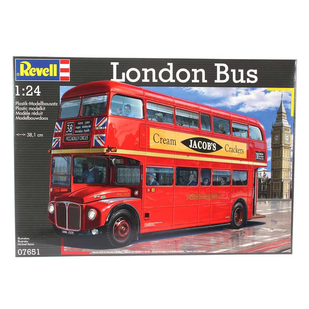 REVELL MAKETA  LONDON BUS