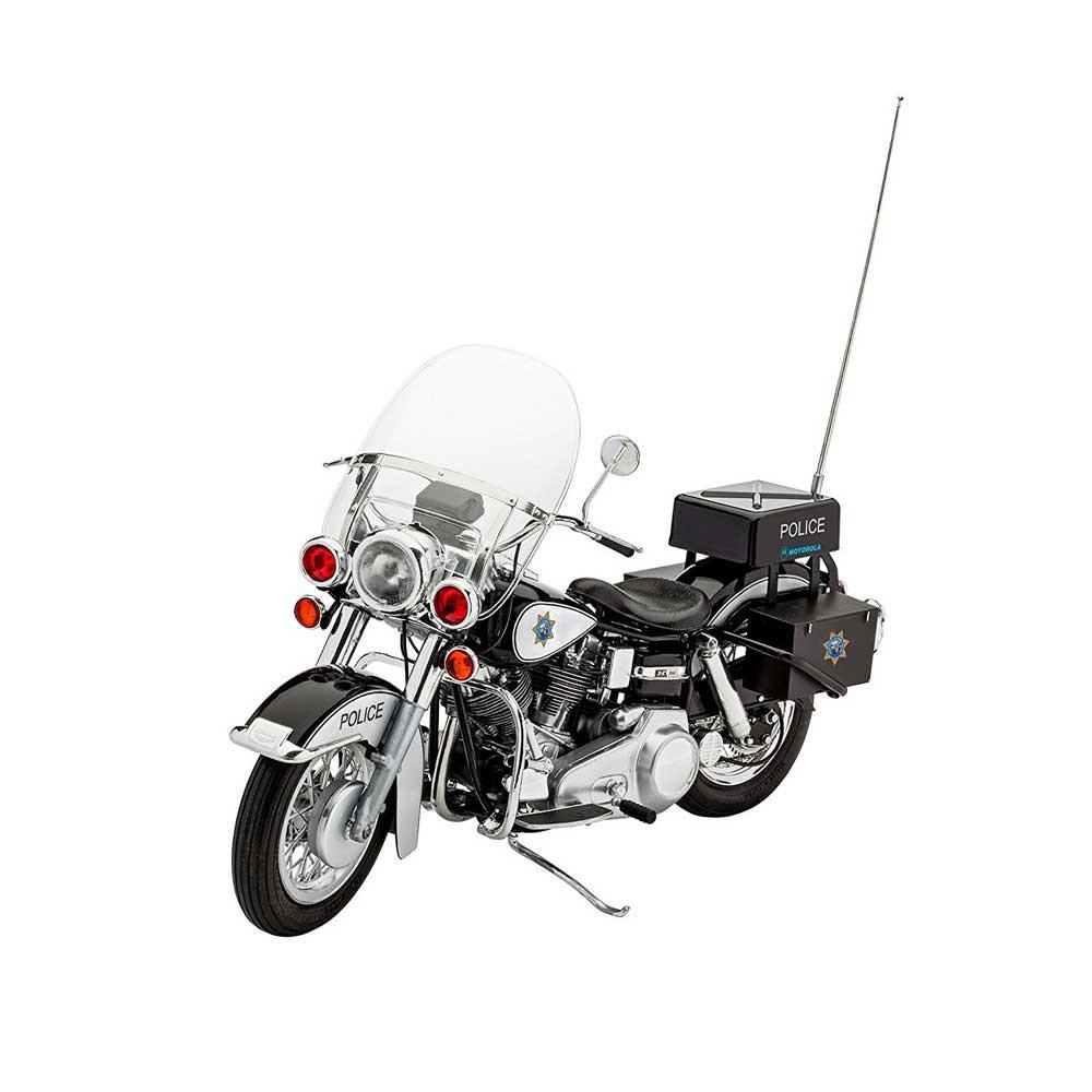 REVELL MAKETA US POLICE MOTORBIKE