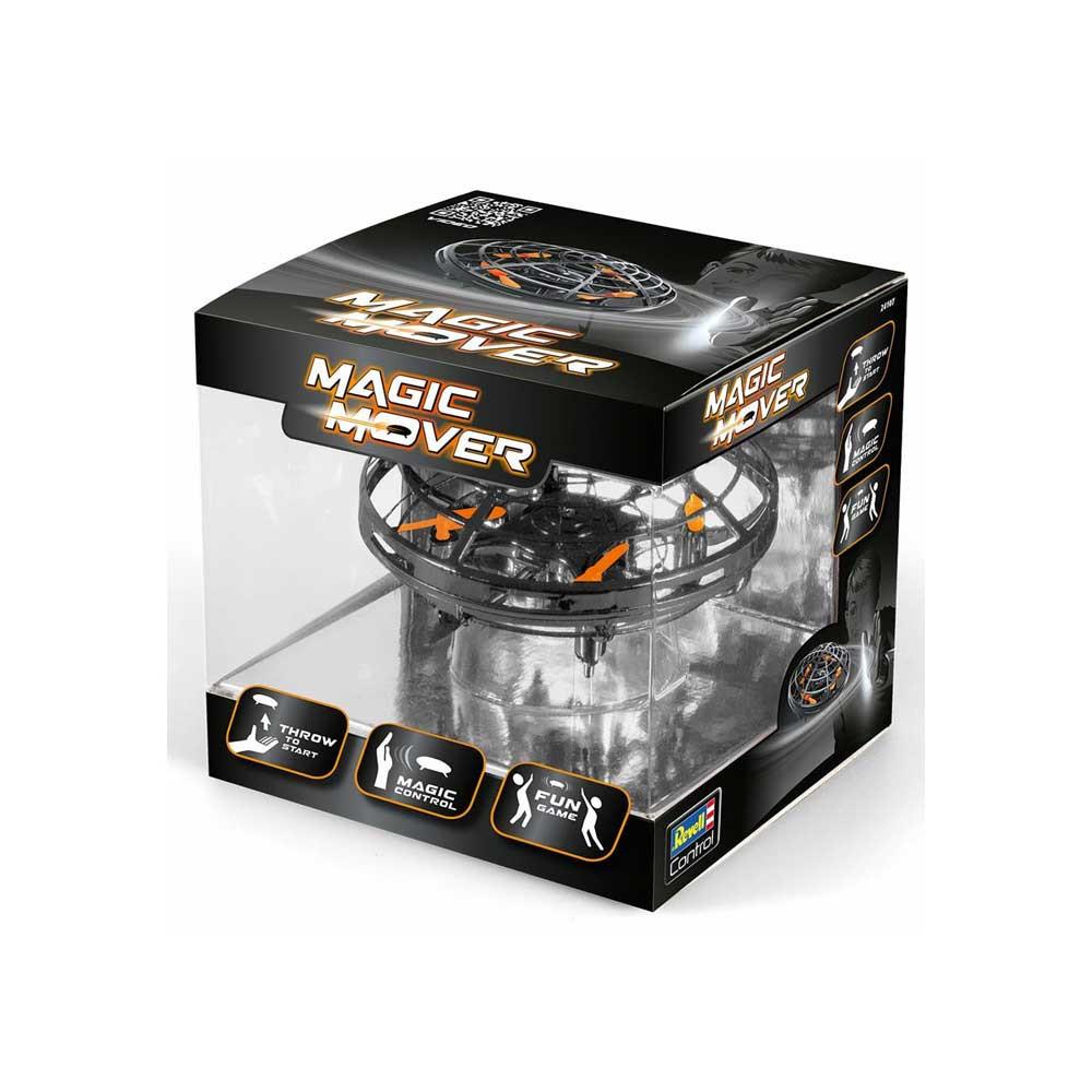 REVELL QUADCOPTER  MAGIC MOVER  BLACK