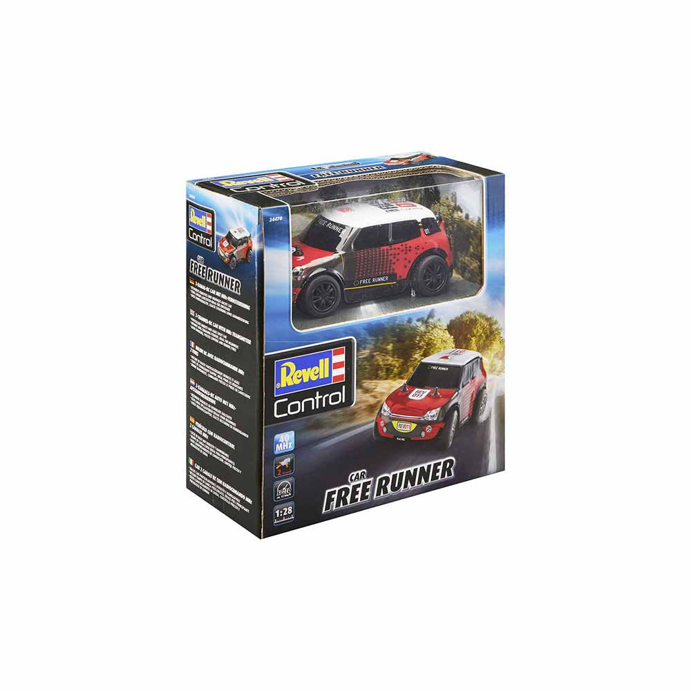 REVELL  RC RALLYE CAR