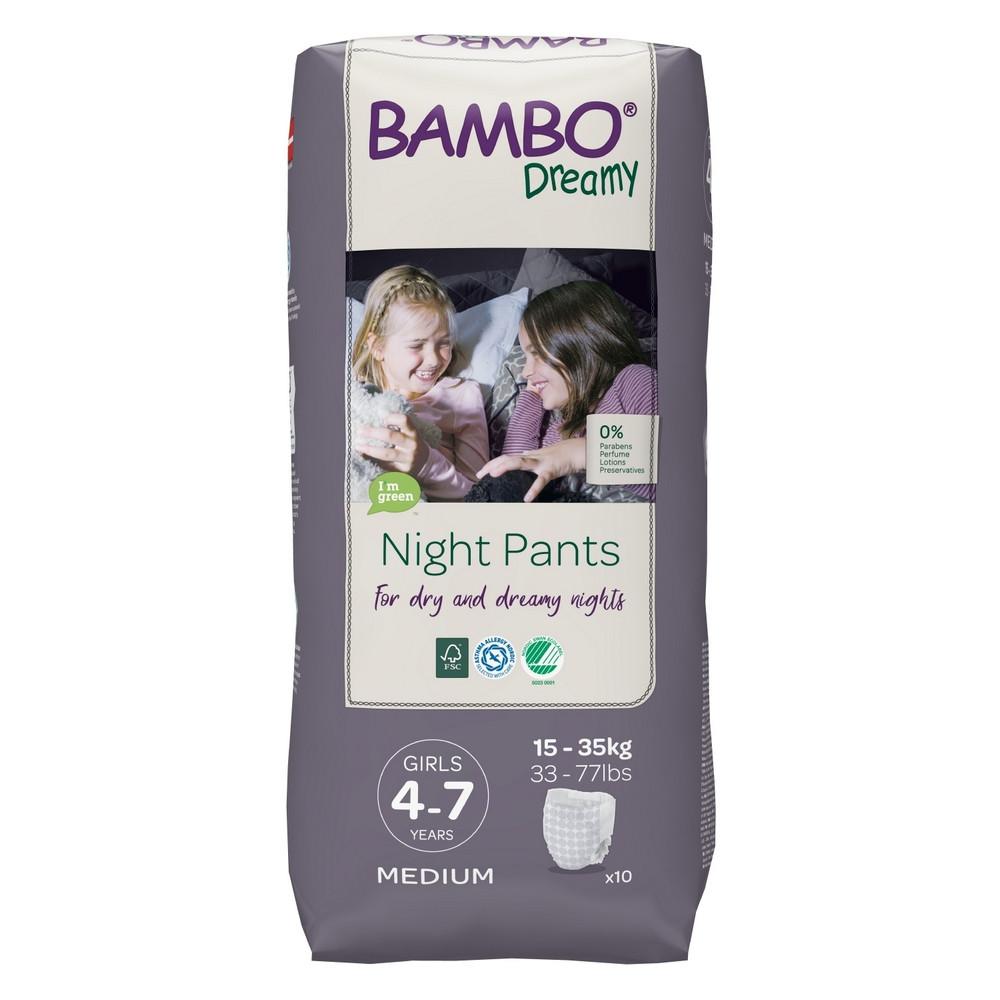 BAMBO DREAMY NOCNE GACICE Z 4-7GOD 15-35KG