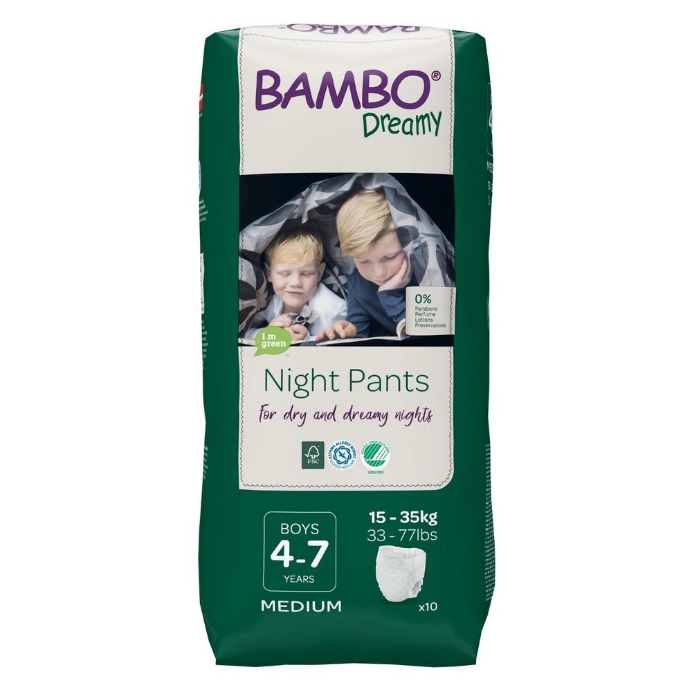 BAMBO DREAMY NOCNE GACICE M 4-7GOD 15-35KG
