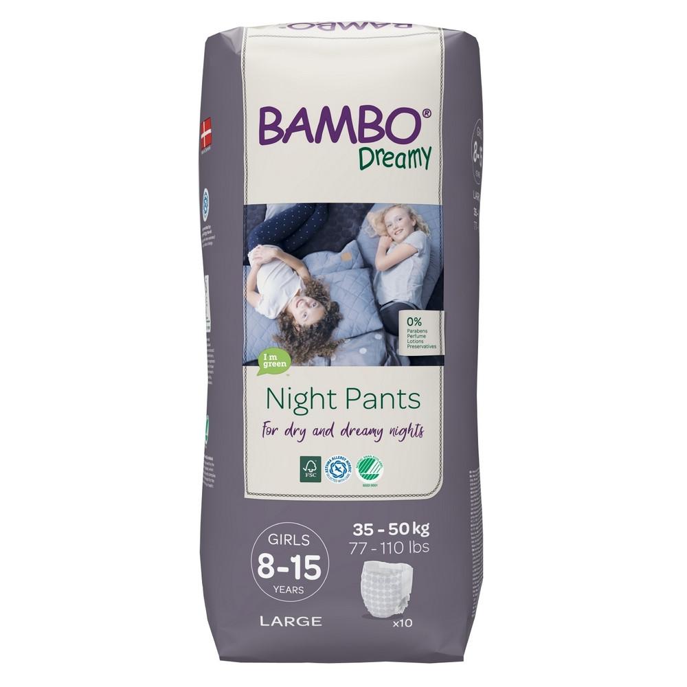 BAMBO DREAMY NOCNE GACICE Z 8-15GOD 35-50KG