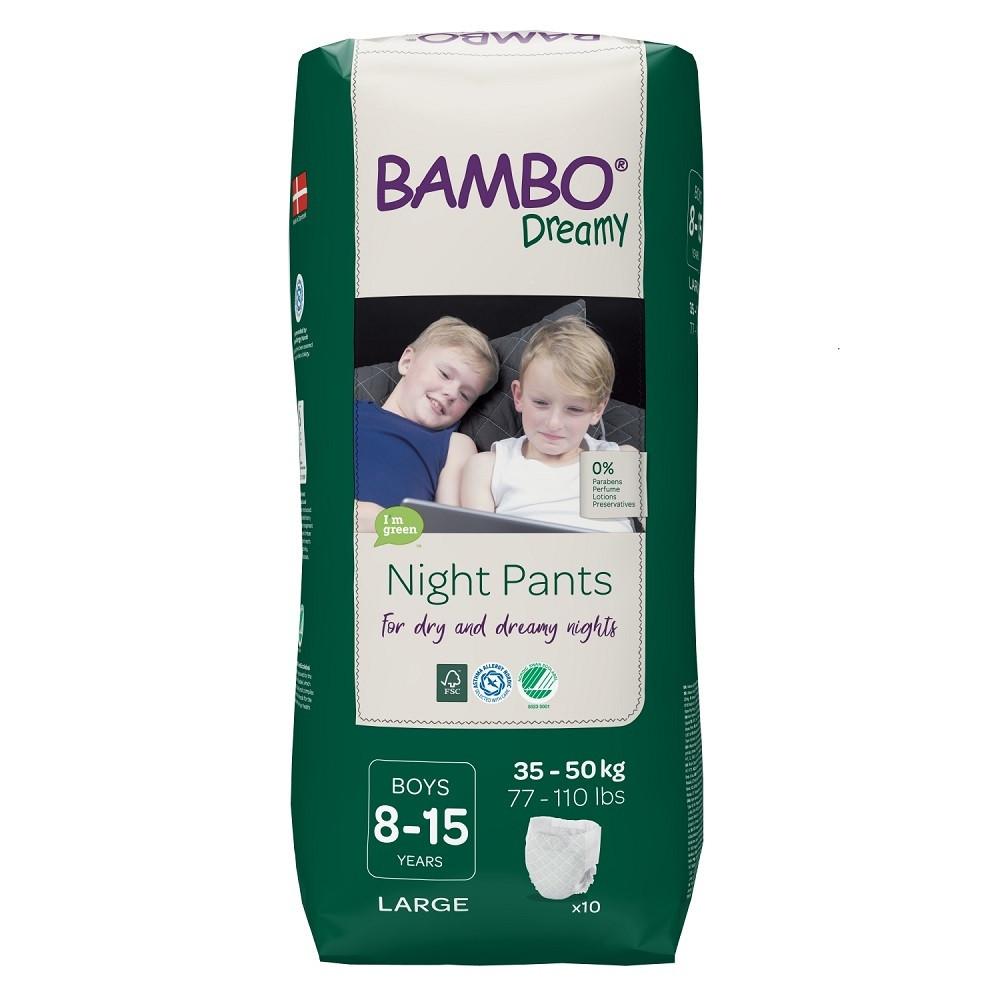 BAMBO DREAMY NOCNE GACICE M 8-15GOD 35-50KG