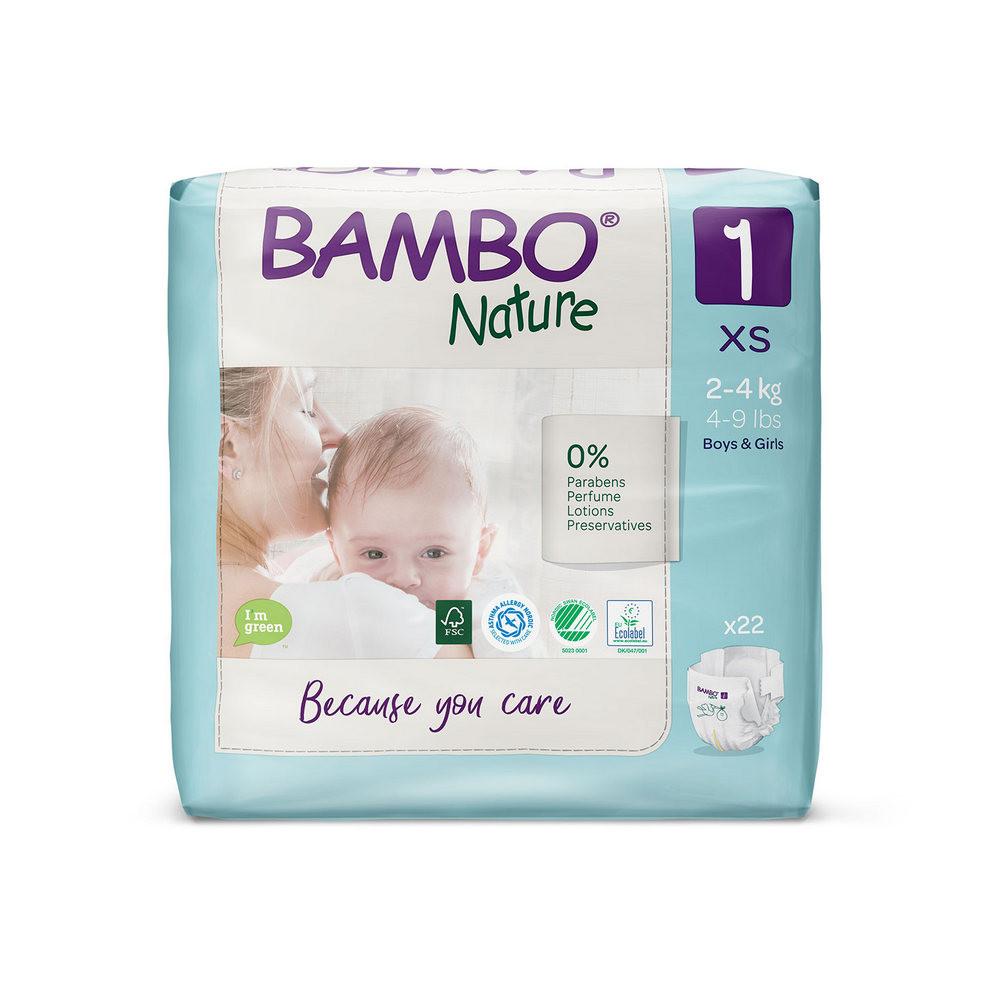 BAMBO NATURE ECO-FRIENDLY 1 A22