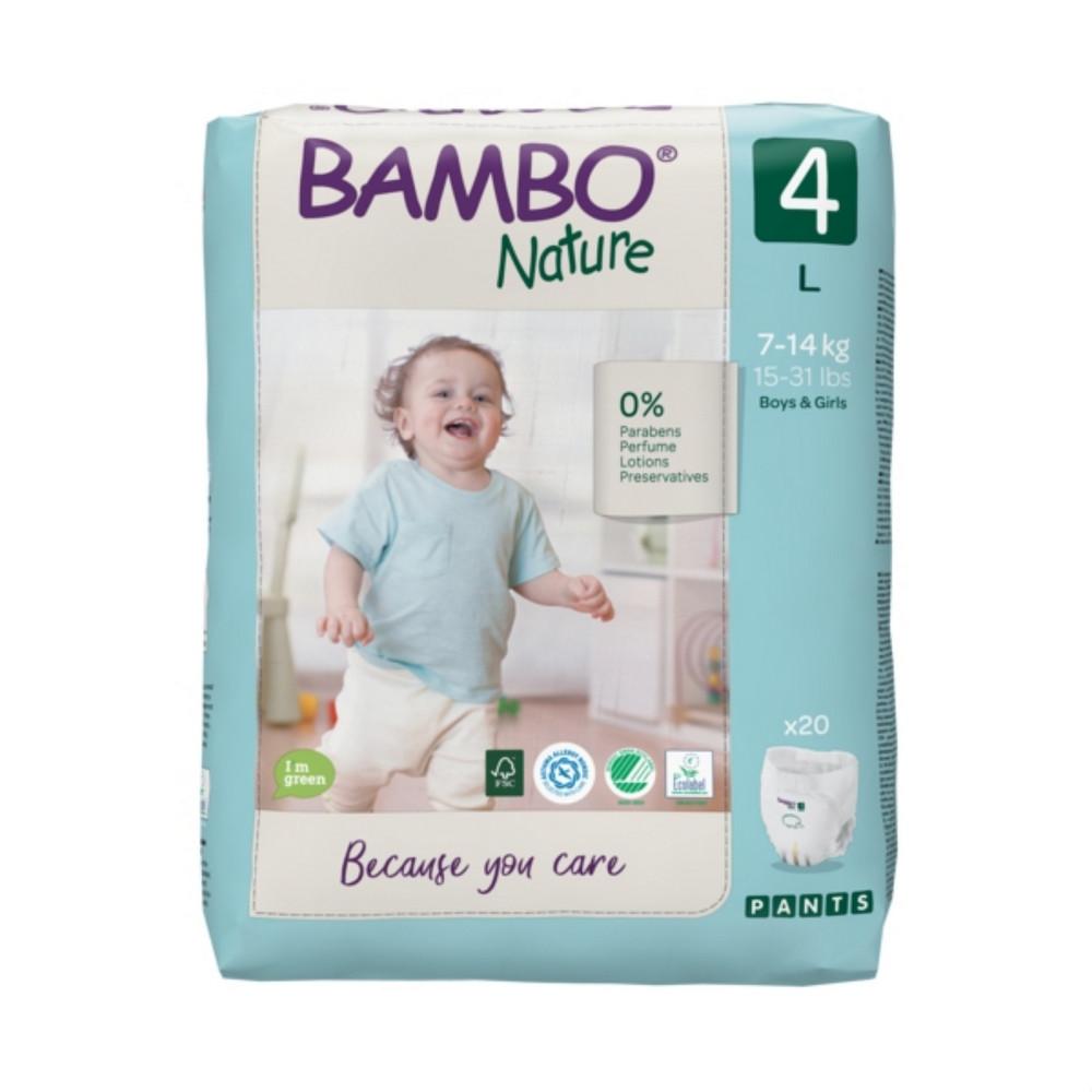 BAMBO NATURE GACICE 4 A20 7-14KG