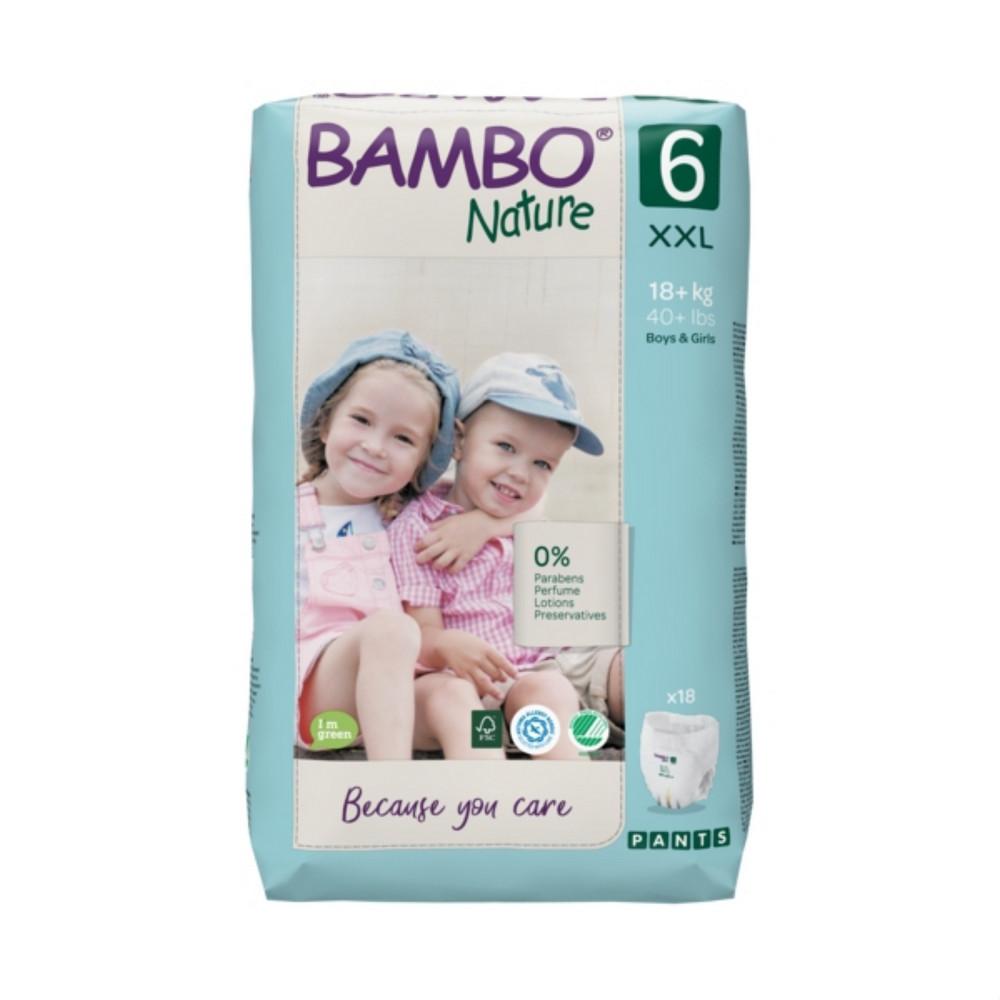 BAMBO NATURE GACICE 6 A18 18+ KG